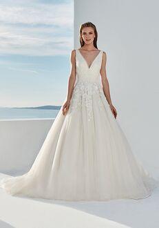 Justin Alexander 88100 Ball Gown Wedding Dress