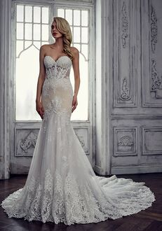 Calla Blanche 17118 Marilyn Sheath Wedding Dress