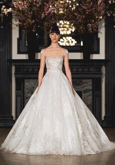 Ines Di Santo Peyton Ball Gown Wedding Dress