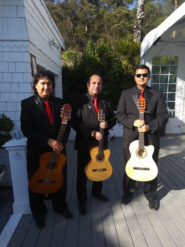 Trio Madrigal at San Jose Party2019
