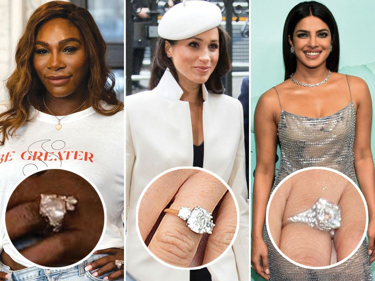 The Most Expensive Celebrity Engagement Rings Photos And Details