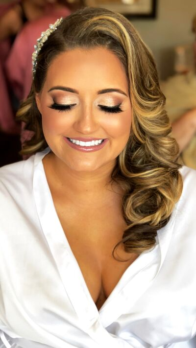 Makeup by Danielle Arci