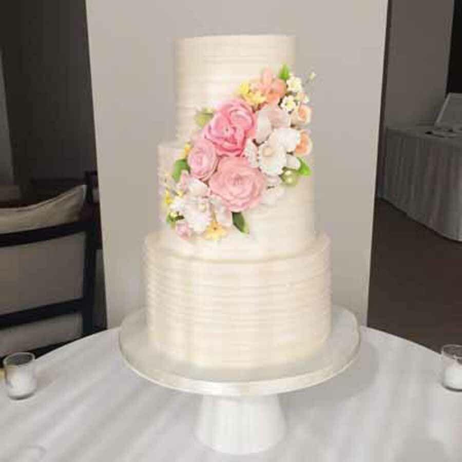Admirable A Cake Life Wedding Cakes Honolulu Hi Funny Birthday Cards Online Elaedamsfinfo