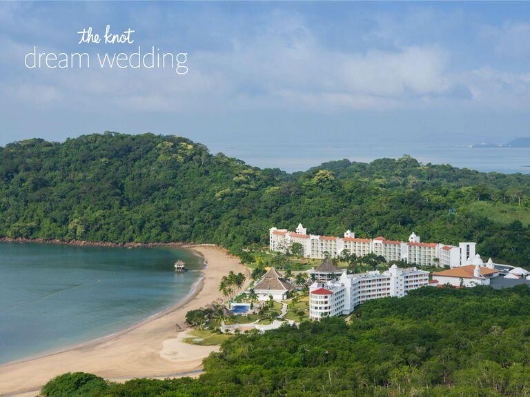 The Knot Dream Wedding honeymoon