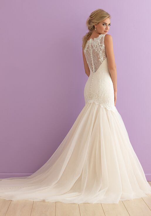 Allure Romance 2911 Mermaid Wedding Dress