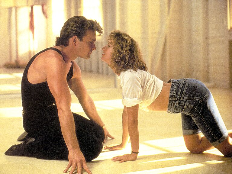 Dirty Dancing famous movie couples