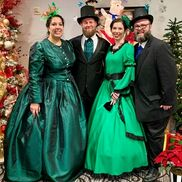 Los Angeles, CA Christmas Carolers | The Holiday Carolers-Kira Alvarez Productions