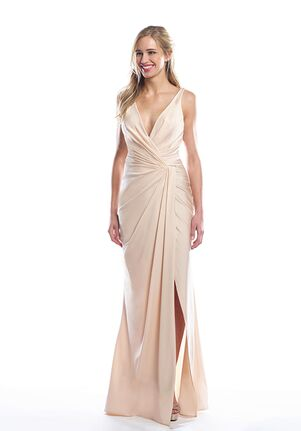 Bari Jay Bridesmaids 2063 V-Neck Bridesmaid Dress