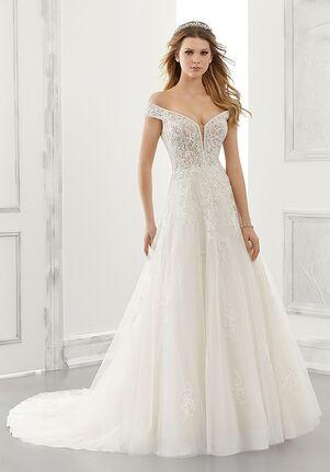 Morilee by Madeline Gardner Alessandra A-Line Wedding Dress