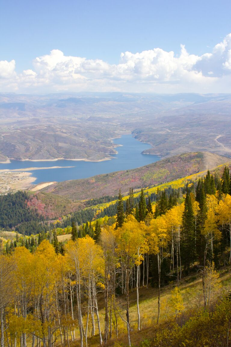 Park City Utah honeymoon destination