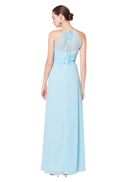 Bill Levkoff 7070 Halter Bridesmaid Dress