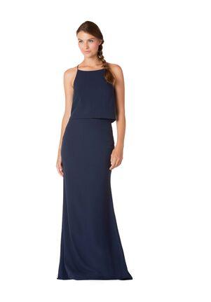 Bari Jay Bridesmaids 1713-SKIRT Halter Bridesmaid Dress