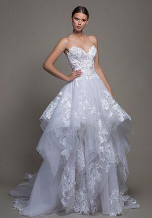 Pnina Tornai for Kleinfeld 4810 Wedding Dress