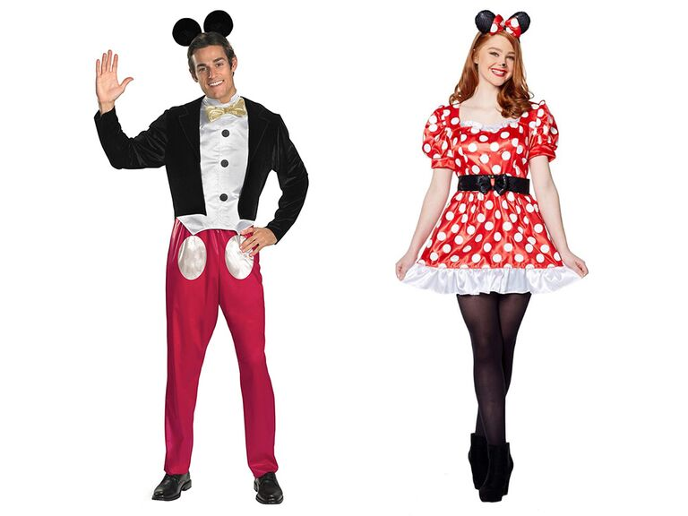21 Disney Couple Costumes For Halloween 2020