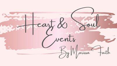 Heart & Soul Events by Marissa Faith