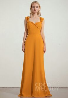 CocoMelody Bridesmaid Dresses CB0282 Sweetheart Bridesmaid Dress