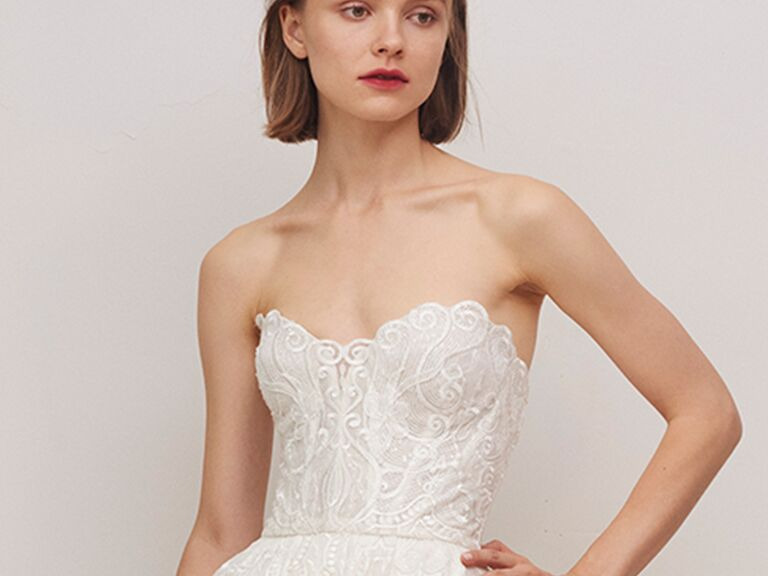 Rivini by Rita Vinieris wedding dress