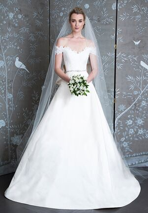 Legends Romona Keveza L9126+Bow+Belt Ball Gown Wedding Dress