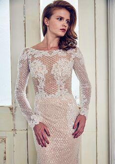 Calla Blanche 17131 Louisa Sheath Wedding Dress