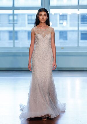 Justin Alexander Signature 99048 Sheath Wedding Dress