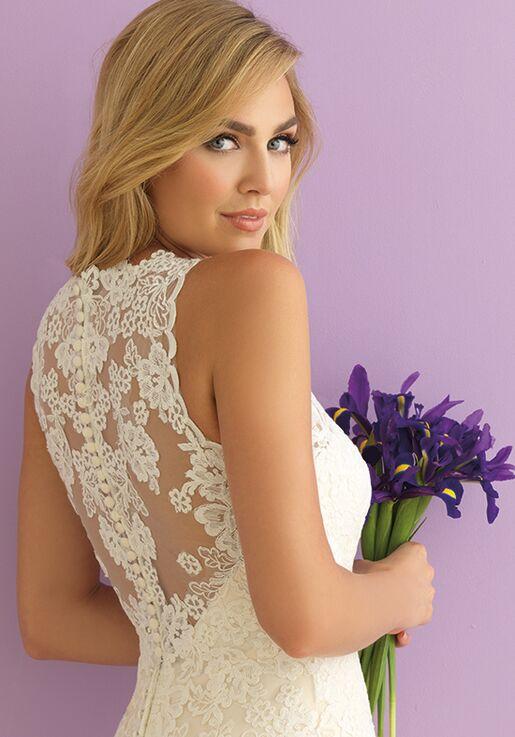Allure Romance 2907 Mermaid Wedding Dress