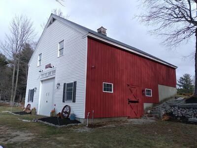 The Hive Farm & Wedding Barn