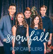 Los Angeles, CA Christmas Carolers | Snowfall Pop Carolers