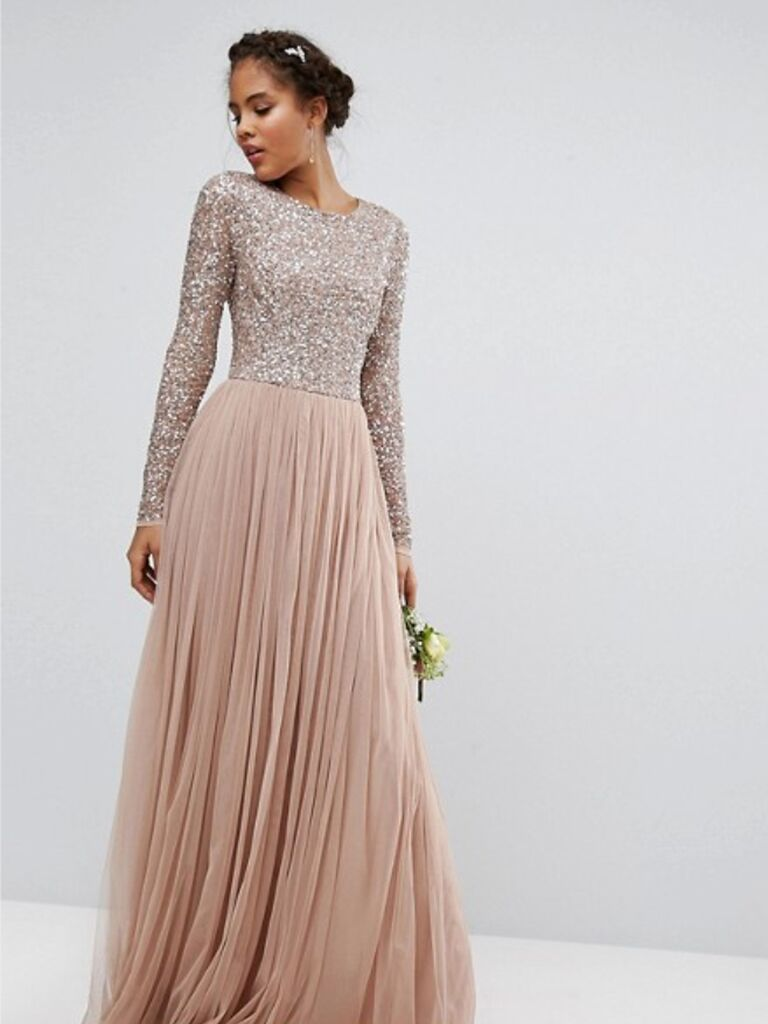 12 Winter Wedding Bridesmaid Dresses You Ll Love