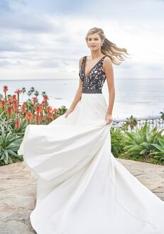 Jasmine Bridal F211053 A-Line Wedding Dress