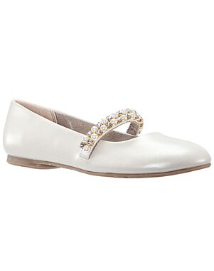Nina Bridal Nataly_Bone Black, Silver Shoe