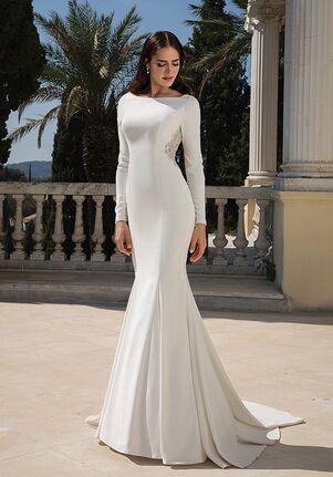 Justin Alexander 88076 Mermaid Wedding Dress