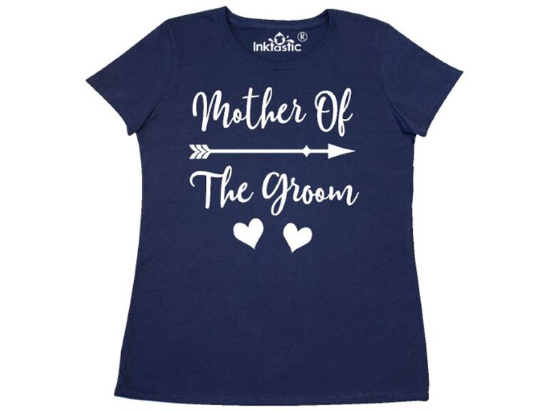 Mother Of The Groom Gift Tee