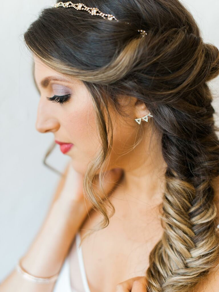 Our 21 Favorite Wedding Hairstyles For Long Hair