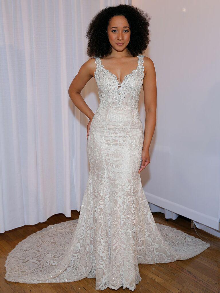 Eddy K Fall 2017 Collection: Bridal Fashion Week Photos