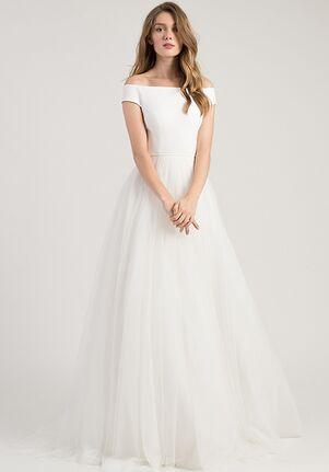 Jenny by Jenny Yoo Amelia Ball Gown Wedding Dress