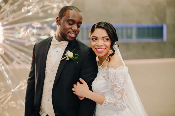 Jessika Baker (23 and a nonprofit program coordinator) andLee Baker Jr. (25 and works in insurance)were engaged surrounded by their friends and fami