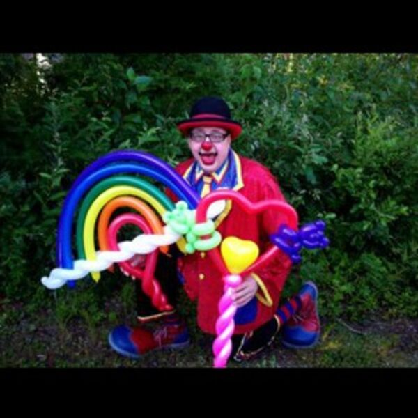 Marky d Clown - Balloon Twister - Wasilla, AK