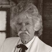 Hodgenville, KY Mark Twain Impersonator | Curtis O'Dell as Mark Twain