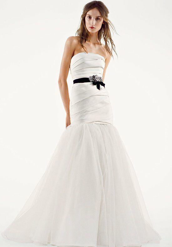 White by Vera Wang White by Vera Wang Style VW351169 Wedding Dress ...