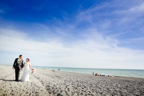 Bright Wedding at Venice Yacht Club