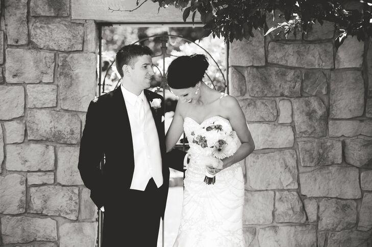 Jaycie and Andy, Happy Couple Shot