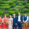 A Colorful, DIY Wedding at Downtown Market Grand Rapids in Grand Rapids, Michigan