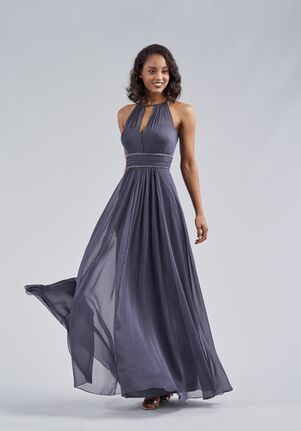 Belsoie Bridesmaids by Jasmine L214051 Halter Bridesmaid Dress