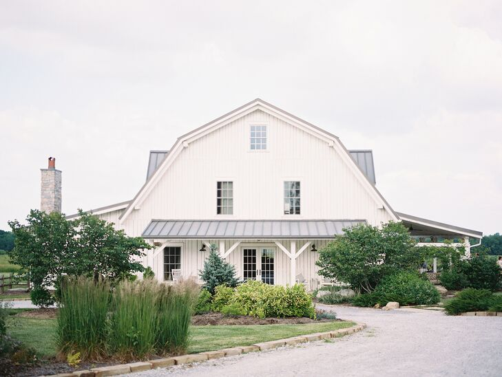 Wedding at Blue Bell Farm in Fayette, Missouri