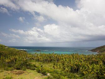 Mustique, Caribbean