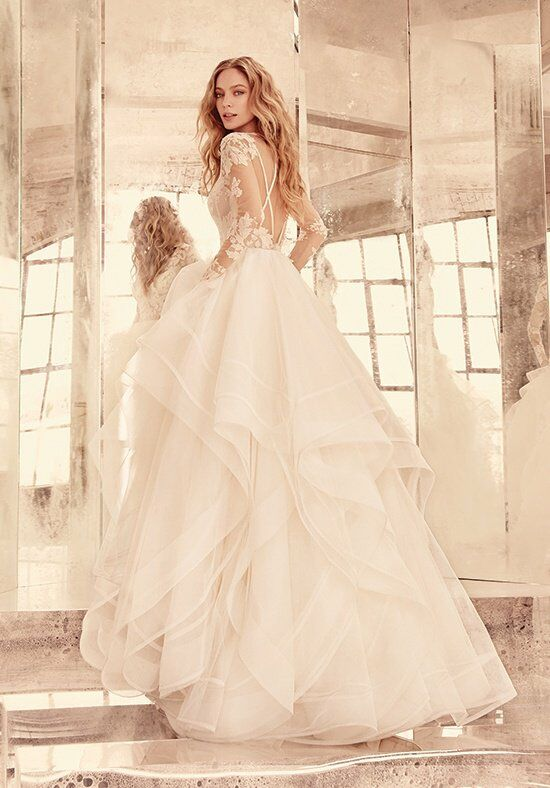 Hayley Paige Elysia Style 6556 Wedding Dress The Knot
