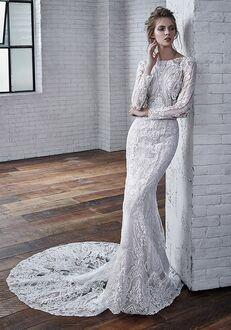 Badgley Mischka Bride Callista Mermaid Wedding Dress