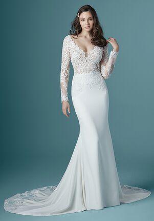 Maggie Sottero ALTHEA Sheath Wedding Dress