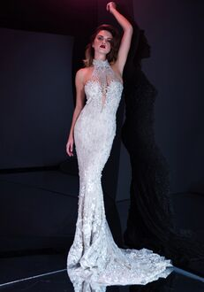 Stephen Yearick KSY161 Sheath Wedding Dress