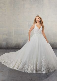 Morilee by Madeline Gardner Surim 2146 Ball Gown Wedding Dress